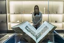 """Výstava """"Když císař umírá"""", která připomíná poslední cestu císaře a krále Karla IV. se koná v Českém muzeu hudby"""