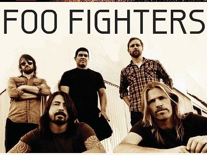 Skupina Foo Fighters