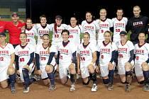 Český národní softbalový tým žen odjel na světový šampionát do nizozemského Haarlemu.