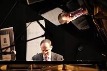 Jan Horák v soutěži Pianista roku 2016.