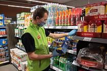 V některých pražských supermarketech se objevila nakáza novým typem koronaviru. Penny zatím odolává.