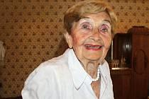 """Díky práci v Technoexportu se hodně nacestovala. """"Ale jen do socialistických zemí. Třeba v Moskvě jsem byla snad osmačtyřicetkrát,"""" říká jednadevadesátiletá Jarmila, která tam ve volných chvílích objevovala stále nová zákoutí."""