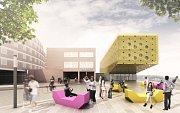 Plánovaná dostavba jinonického areálu Univerzity Karlovy v Praze se nelíbí místním.