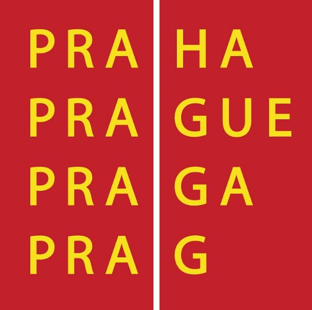 Logo Prahy.