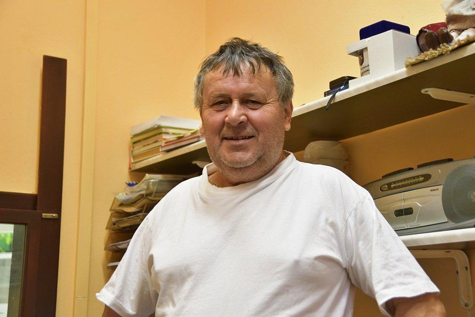 Miroslav Carvan, kuchař Dukly.