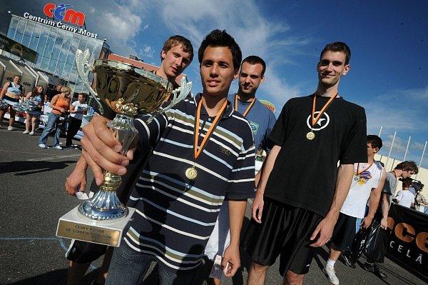 Vítězové turnaje kategorie mužů - XSTREAM CONVERSE TEAM.