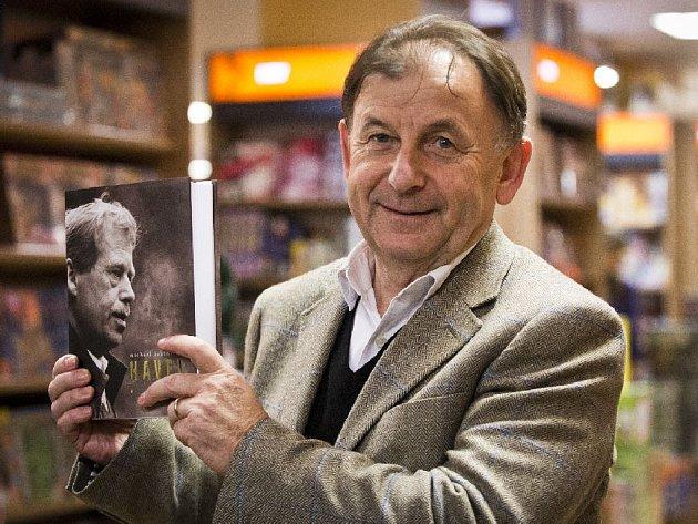 Diplomat, překladatel a publicista Michael Žantovský