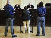 Michelle Sudků u soudu.