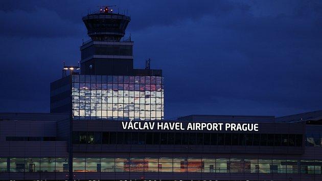 Letiště Praha. Ilustrační foto.