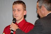 NOHEJBALOVÝ SUVERÉN. Petr Bubniak (vlevo) z týmu SDS Exmost Modřice byl vyhlášen už pošesté nejlepším tuzemským hráčem v tomto tak typicky českém sportu.