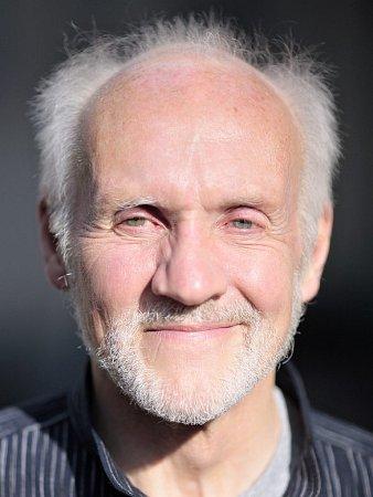 John Ashford zVelké Británie, ředitel mezinárodní sítě Aerowaves a člen festivalové poroty České taneční platformy.