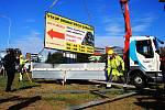 Během prvního záříjového víkendu roku 2020 byly z pražských ulic odstraněny přes dvě desítky billboardů. Jednalo se o nelegální reklamní plochy, které v Praze vyrostly v posledních dvou týdnech.