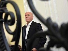 Někdejší šéf fotbalové Sparty Petr Mach. Ilustrační foto.