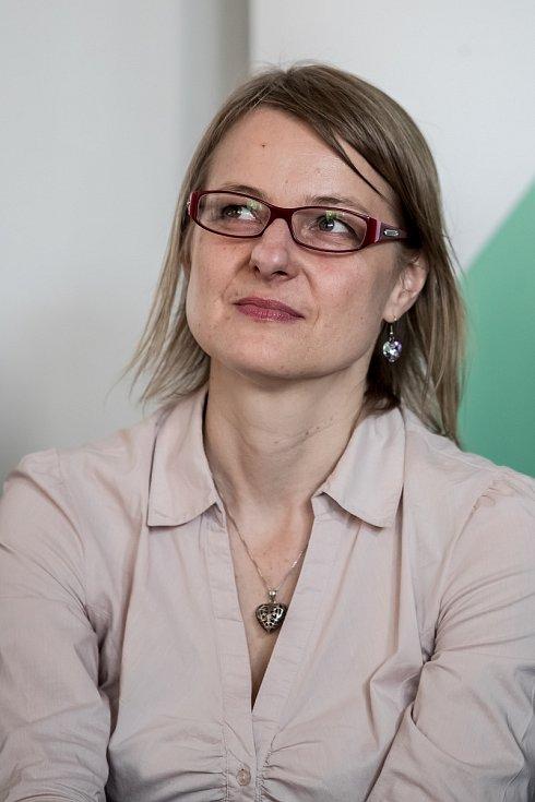 Strana zelených představila 16. června v Praze svůj program a lídry do podzimních parlamentních voleb. Věra Nováková - Liberecký kraj