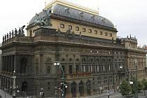 Národní divadlo. Ilustrační foto