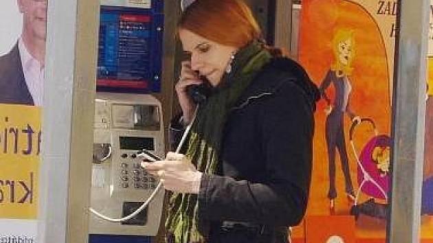 Telefonní automaty pomalu mizí