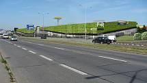 Na Černém Mostě bude obří parkoviště.