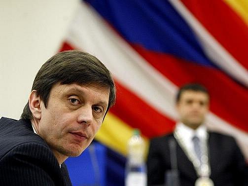 Radek Klíma.