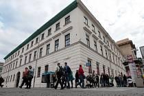 Stát prodal v dražbě bývalý klášter na náměstí Republiky v centru Prahy
