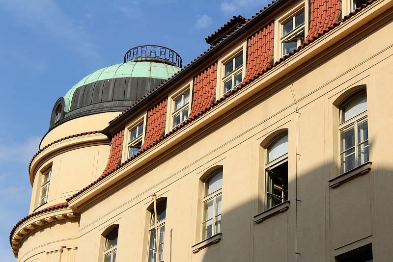 Poznáte ulici v Praze?