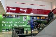 Obchodní centrum Arkády Pankrác 30. ledna v Praze.