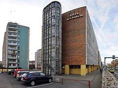 Budova Úřadu městské části Praha 10.