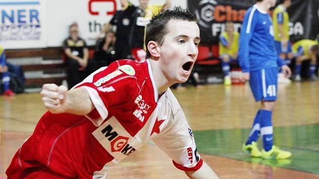 Miroslav Rott právě vyrovnal duel s Tangem Brno