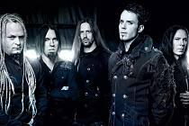 Americká metalová kapela Kamelot.