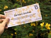 Vánoční dárky můžete pořídit také v Botanické zahradě Praha v Troji.