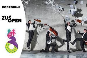 Plakát ZUŠ Open 2017.