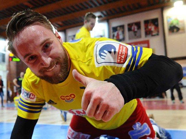 Evropské poháry přinášejí velké emoce. Postupy v nich si dokáže Jakub Kastner užít. Bude se radovat i po Nexe?