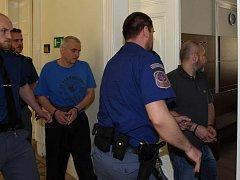 Dva obvinění v kauze krádeže exponátů z výstavy o Marilyn Monroe. Ilustrační foto