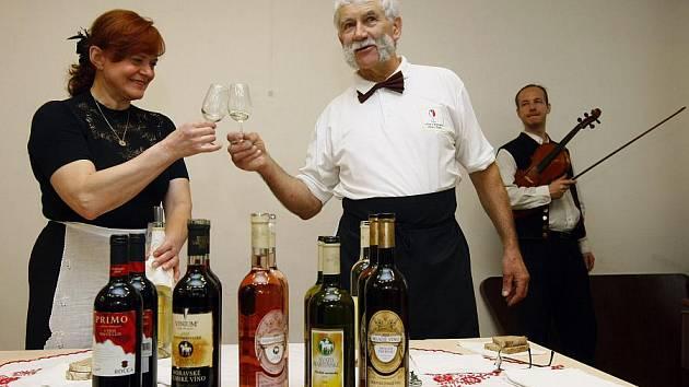 13. listopadu odstartovala v Národním zemědělském muzeu dvoudenní slavnost Letenská husa a košt svatomartinského vína.