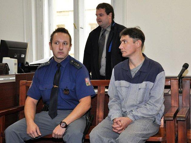 Za vraždu kvůli mobilnímu telefonu byl odsouzen na 12 let