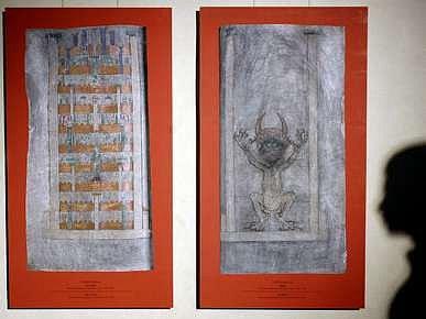 Codex gigas.