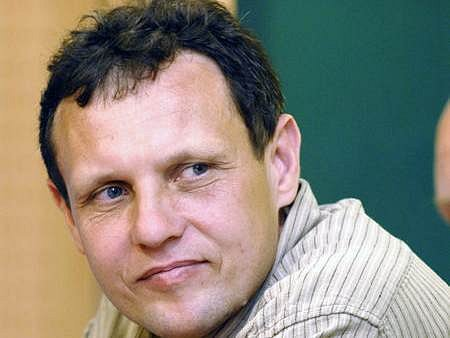 Trenér fotbalistů Viktorie Žižkov Stanislav Griga.