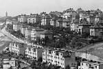 Pohled na Malvazinky v roce 1937.