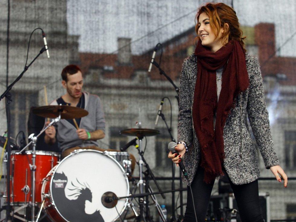 22. ročník kulturního festivalu Mezi ploty, který se konal 4.-5. října v Bohnicích.