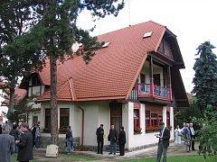 Trmalova vila v Praze 10 patří mezi významné stavby