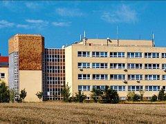 Budova Ústavu experimentální medicíny v Krči.