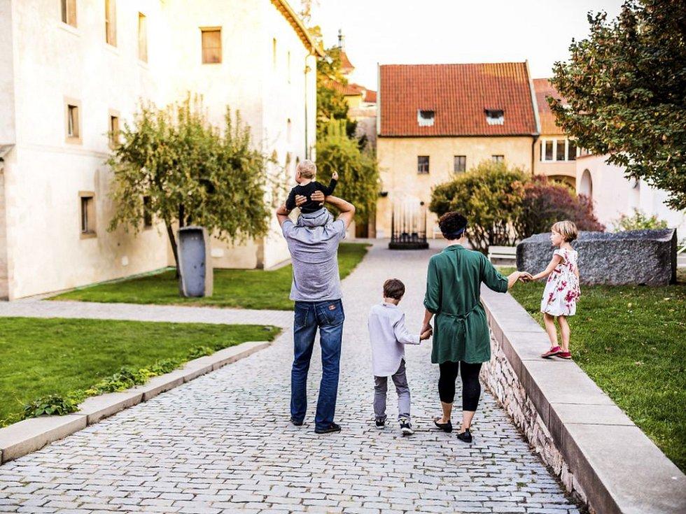 Kam s dětmi, aby se v Praze nenudily?
