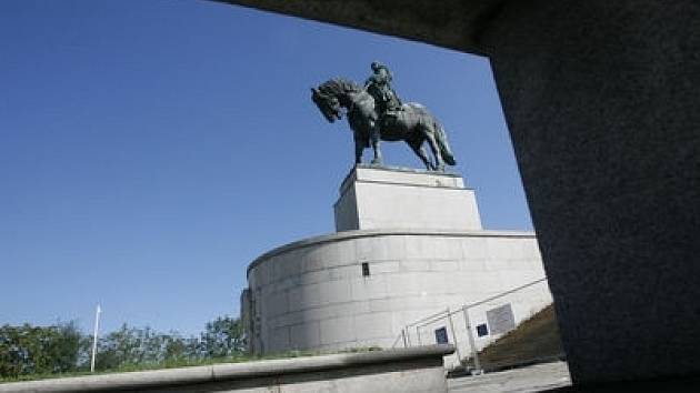 Místo patřící k jedné z dominant Prahy má ve správě Národní muzeum.