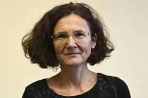 Pražská radní pro sociální oblast Milena Johnová (Praha Sobě)