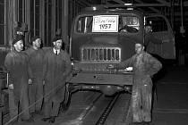 Praga – Ve Vysočanech také působila pověstná Praga, ve které se vyráběli vozy všeho druhu, ne jen pro domácí potřebu.