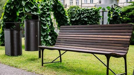 Městský mobiliář. Vítězný návrh.