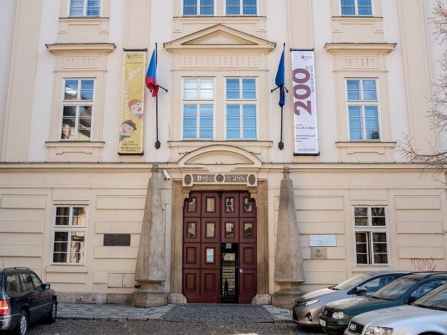 České muzeum hudby, 11. dubna v Praze.
