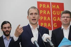 Jan Čižinský (Praha sobě) by mohl nahradit na kandidátce pro sněmovní volby Dominika Feriho.