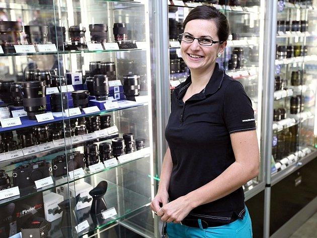 Inženýrka z východního Slovenska Marika Hendrichovská se do Prahy dostala před pěti lety. A jako jedna z mála se udržela po celou dobu v jednom zaměstnání.