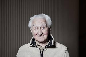 Herec a výtvarník Miloš Nesvadba (na snímku z 8. března 2010).