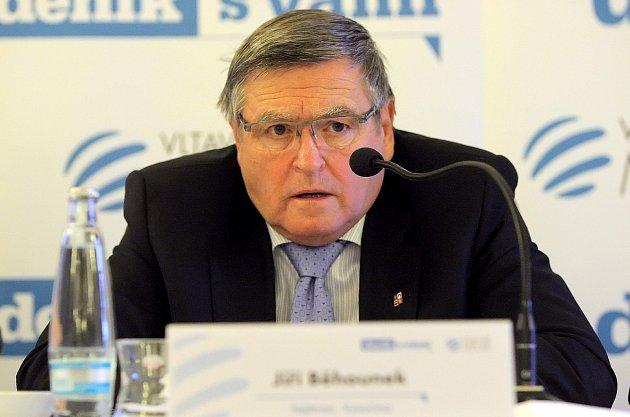Jiří Běhounek.